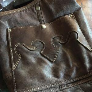 Crowned Crow Bags - Crowned Crow handmade crossbody